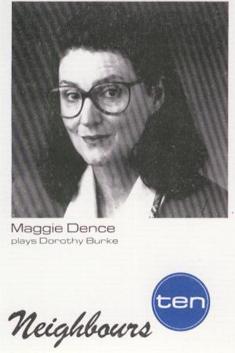 Maggie Dence salary